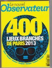 400 lieux branchés 2013